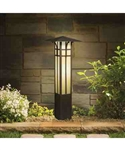 Kichler 15458 Mission Bollard 16.25W Low Voltage Ambient Path & Spread Light
