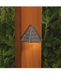 Kichler 15461 Thatched Roof Low Voltage Deck & Patio Light