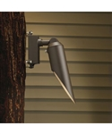 Kichler 15494 Long Cowl Mini-Accent Low Voltage Lighting