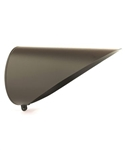 Kichler 15668 Landscape Lighting Accessory/ Long Cowl Accessory