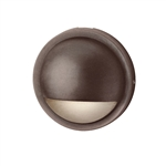 Kichler 15764 Design Pro LED Half Moon Low Voltage Deck & Patio Light