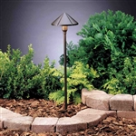 Kichler 15826 Design Pro LED Center Mount Low Voltage Path & Spread Light