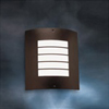 Kichler 1-Light Newport Outdoor Wall Sconce-Architectural Bronze