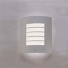 Kichler 1-Light Newport Outdoor Wall Sconce-Brushed Nickel