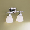 Kichler 2-Light Bath Wall Sconce-Chrome