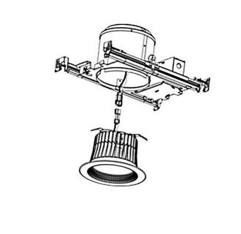 Cree Lr6 277v Led Downlight Module 10 5 Watt 650 Lumens 2700k Warm White Fits 6 In Can