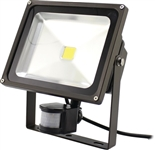 Westgate Mfg LF-30W-P LED FLOOD LIGHT WITH MOTION SENSOR