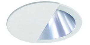 Liton Lightiing LR2625W  - Wall Wash w/ Reflector White