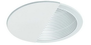 Liton Lightiing LR45W - Wall Wash w/ Baffle  White