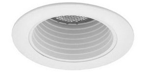 Liton Lightiing LR994W - Deep Phenolic Baffle  White