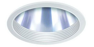 Liton Lightiing LRS101W - Baffle with Clear Reflector