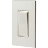 Leviton Decora Illuminated Rocker Switch 3-Way-Almond