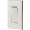 Leviton Decora Illuminated Rocker Switch Non-Grounding 3-Way-Ivory