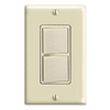 Leviton Decora Combination Switch Single-Pole and 3-Way Switch-Ivory