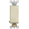 Leviton Decora Plus Rocker Switch 3-Way Commercial Grade-Ivory