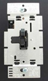 Lutron 600W Ariadni Toggle Dimmer-Black