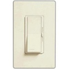 Lutron 600W Diva Dimmer Single-Pole-Light Almond