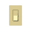 Lutron 300W Diva Electronic Low Voltage Dimmer Single Pole-Ivory