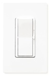 Lutron 300W Diva Electronic Low Voltage Dimmer Single Pole-White