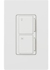 Lutron Maestro Companion Fan and Light Control-White