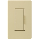 Lutron 4.0A Maestro Fan Controller and Canopy Module Multi-Location-Ivory