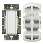 Lutron 4.0A Maestro Fan Controller and Canopy Module Multi-Location-White