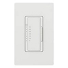 Lutron 5A Maestro Digital In-Wall Countdown Timer-White