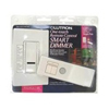 600W Maestro IR Dimmer with Remote Control and Wall Plate Single-Pole-White