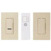 Lutron 600W Maestro IR Dimmer Package Multi-Location-Ivory