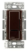 Lutron 600W Maestro IR Magnetic Low Voltage Dimmer Single Pole-Brown