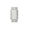 Lutron Maestro Satin Colors Companion Switch-Satin White