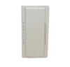 600W Maestro Satin Colors Magnetic Low Voltage Dimmer Multi-Location White