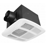 "Orbit OD110 Bathroom Fan, 110 CFM Deluxe Series - 4"" Duct"