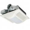 "80 CFM WhisperValue-Lite Super Low Profile Bathroom Fan with Light for 3"" Duct"