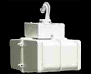 H250S Bay Housing 250W Hps Qt With Hook Cord Socket No Bracket