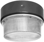 Van11Hh70Dt-Pc Vandalproof 11 Round 70W Mh Dt Lamp Plus 120V Pc Bronze