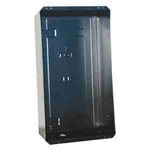 Cadet RBFC Recess Can for Wall Mount of Cadet RBF Wall Heaters - Black