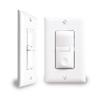 RD-200-I Passive Infrared (PIR) Dimming Wall Switch Vacancy Sensor Ivory