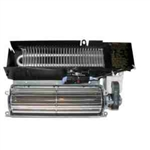 Cadet RM208 Wall Heater, 2000W 208V Register Heater Assembly Only