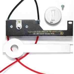 Cadet RMT2W Thermostat Kit 22A Double Pole Heat Only for RM Register Heaters - White