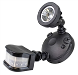 Westgate Mfg SLB-112-50K-P SINGLE-HEAD SECURITY LIGHTS WITH SENSOR
