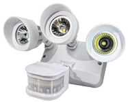 Westgate Mfg SLW-312-P 3-HEAD SECURITY LIGHTS WITH SENSOR