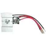 Cadet UCT2W Thermostat, 22A Double Pole Heat Only for Perfectoe Heaters - White