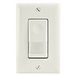 WN-100-120-AW WN-100 Passive Infrared Nightlight Wall Switch Sensor