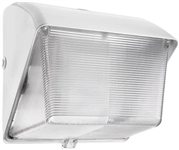 Wp1F32W Wallpack 32W Cfl Qt Hpf Lamp White