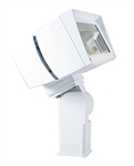 Wp4Sc400Qtw Wallpack 400W Hps Qt Hpf Glass Lens Plus Lamp White