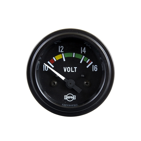 Gauge Electric Voltmeter