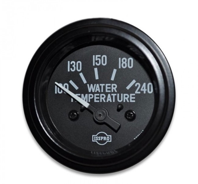 Electric Water Temperature