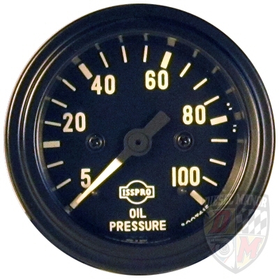 Mechanical Oil Pressure (100 psi)