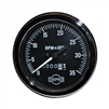Mechanical Tachometer with Hourmeter